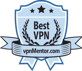 vpnMentor.com - Best VPN Badge